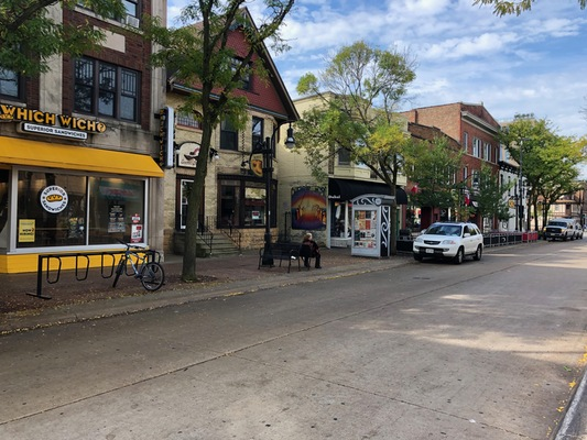 Restaurant Space Madison Wi Sought After State St Location