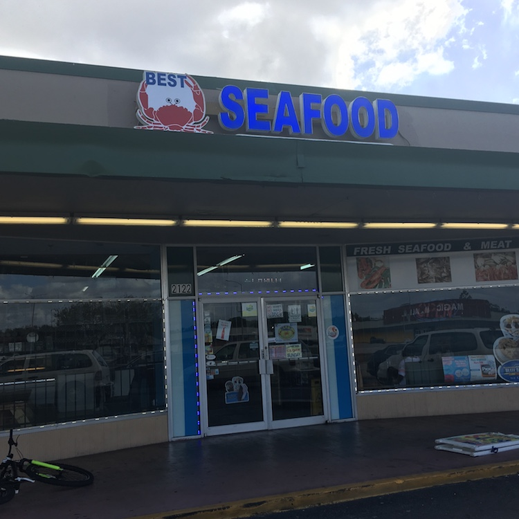 Best Seafood Place For Sale In Florida