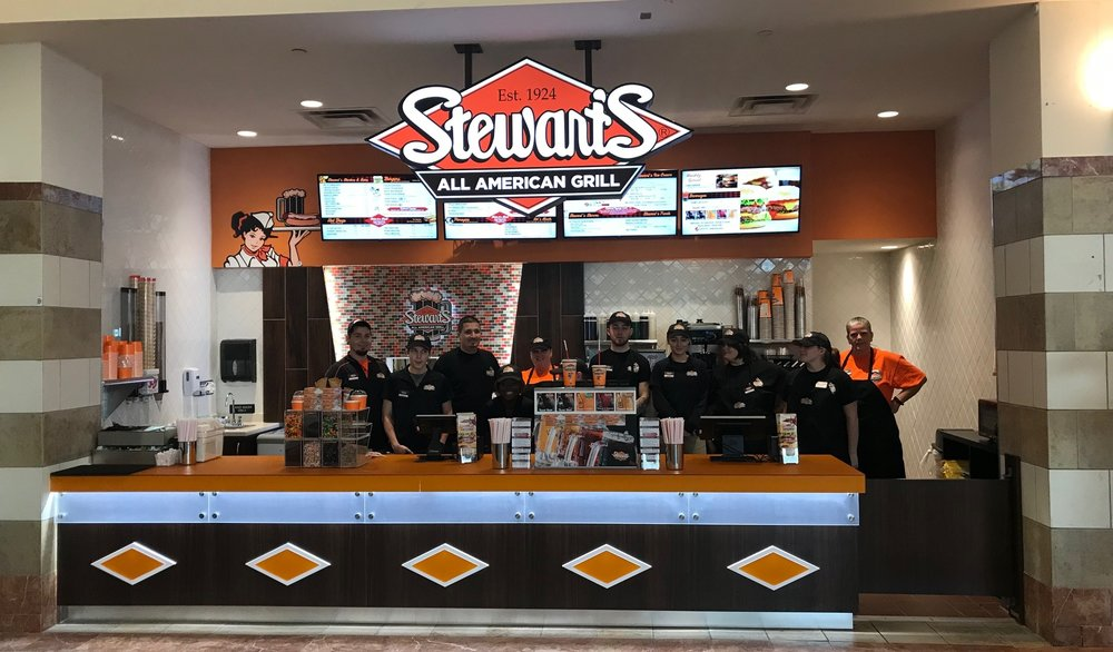 stewarts all american grill paramus nj westfield garden state plaza food court for sale in. Black Bedroom Furniture Sets. Home Design Ideas